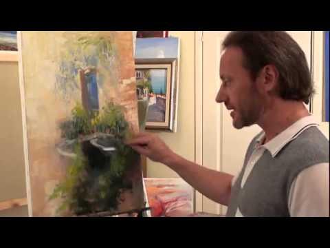 """FREE! Full video """"balcony"""" painter Igor Sakharov"""