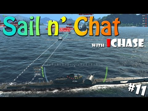 Sail n' Chat with iChase #11 - Steel Ocean Review, Condolences to Paris Victims :(
