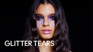Halloween How To: Glitter Tears | MAC Cosmetics