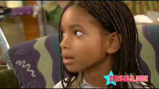 Keke Palmer and Willow Smith Sing SpongeBob Squarepants