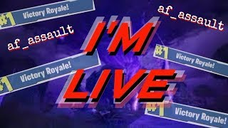 Streaming to Twitch aswell! Go Follow !coins=Bucks (973+Wins!) (Fortnite Battle Royale)