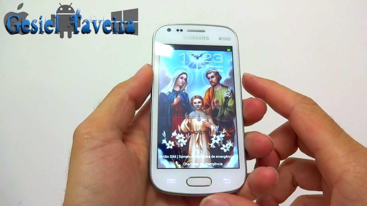 37a4781e8d Como Formatar Samsung Galaxy S Duos S7562