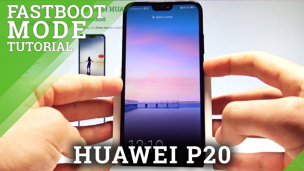 Enter fastboot mode huawei
