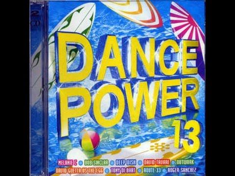 Dance Power 13 Megamix  By Vidisco PT