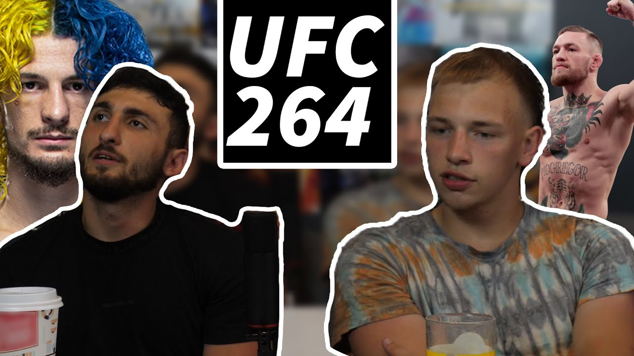 Download BANKE #9: UFC 264 PRE-FIGHT ANALIZĖ