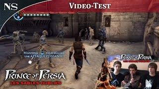 The NAYSHOW - Vidéo-Test de Prince of Persia : Les Sables Oubliés (PS3)
