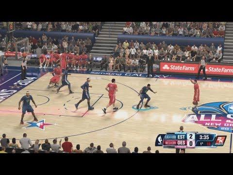 Partido de las Estrellas    NBA 2K14 (XONE) Montes y Daimiel    NBA ALL-STAR GAME 2014 En español