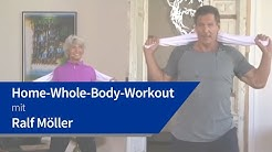 Home-Whole-Body-Workout mit Ralf Möller