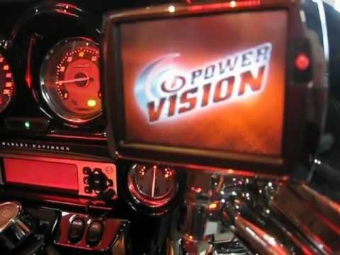 39 12 harley davidson flhxse2 cvo s f power vision crusher. Black Bedroom Furniture Sets. Home Design Ideas