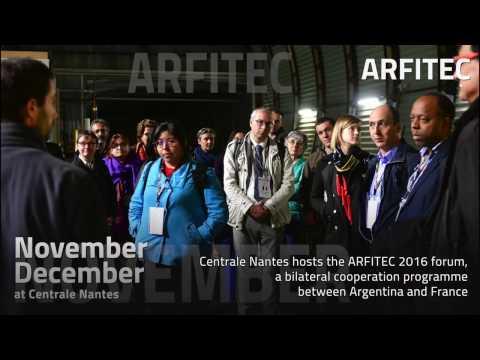 November December at Centrale Nantes