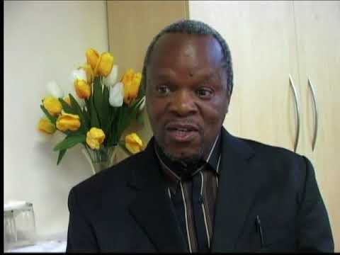 Pastor Derrick interview in UK