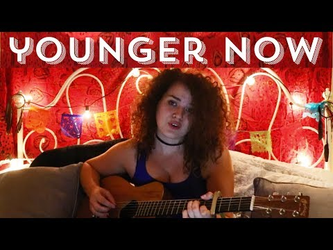 Miley Cyrus - Younger Now Cover