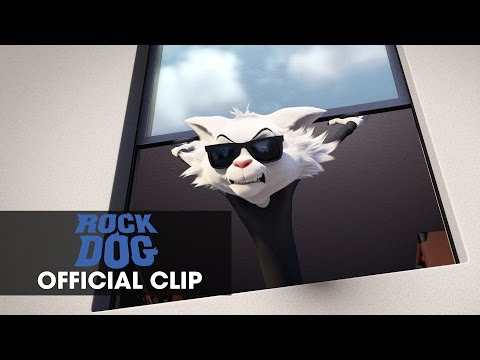 """Rock Dog 2017 Movie –   """"The Gates Are Closing"""""""