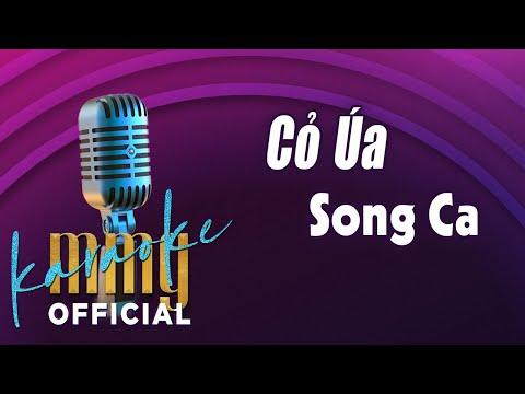 Cỏ Úa Karaoke Song Ca | Hát với MMG Band