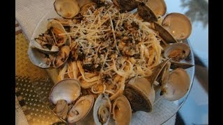 Linguine In White Clam Sauce Italian Recipe