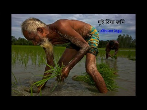 Dui Biga Jomi by Rabindranath Tagore ll Abrittikar Shimul Mustafa