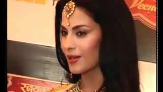 Pakistani Actress Veena Malik Makes Provacative Pose for FHM-1