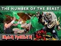 IRON MAIDEN - The Number Of The Beast - Drum Cover (Flight 666)