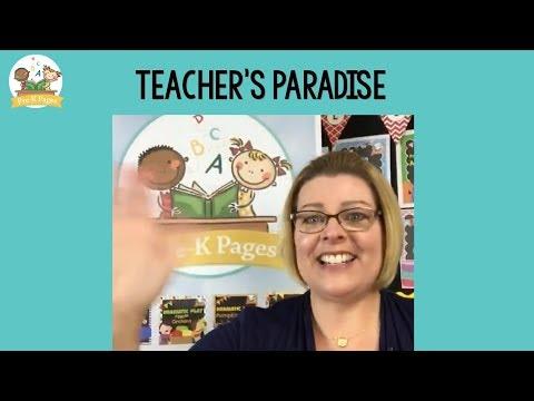 The Dollar Store: A Preschool Teacher's Paradise