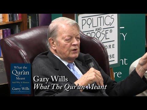 Gary Wills, 'What