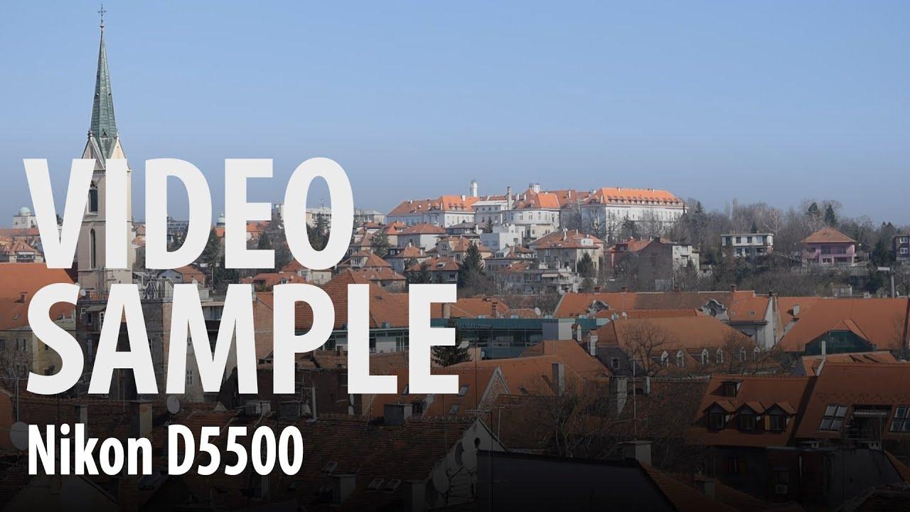 Video sample (panorama) : Nikon D5500 - YouTube