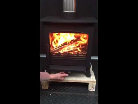 ACR Stoves Earlswood 3 in our testing lab.