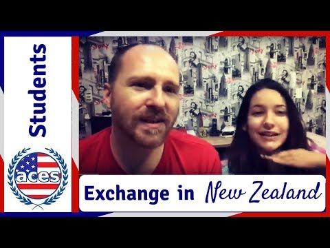 New Zealand Foreign Exchange. Ask my English student questions.