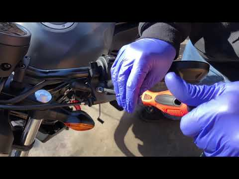 2017 Honda Rebel - Squeaky Clutch Lever Fix