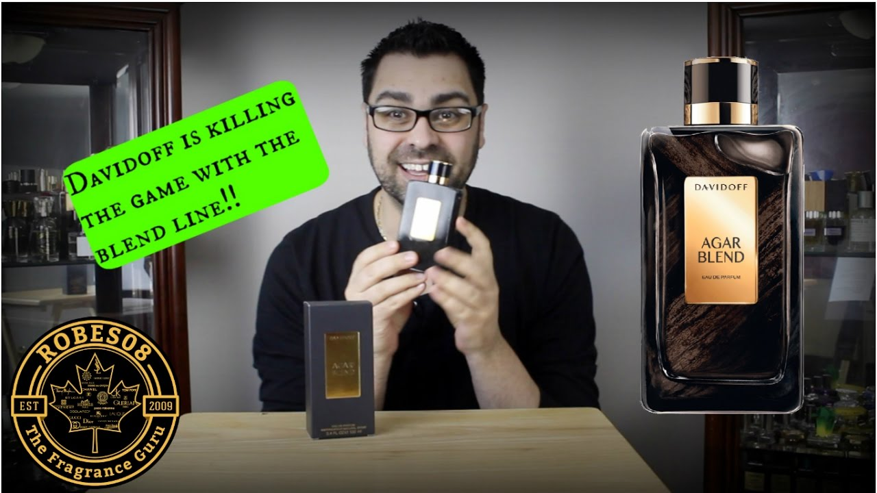 Agar Blend By Davidoff Fragrance Review 2015 Youtube