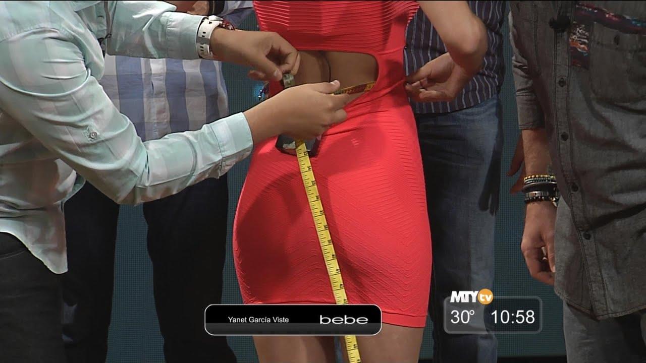 Las medidas de Yanet Garcia Gente Regia 04-Ago-2015 Full HD #1