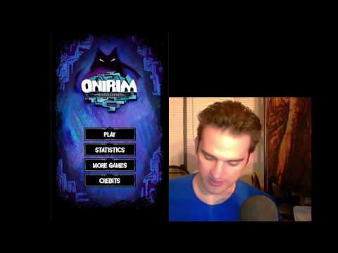 Onirim Android App Board Card Game Tutorial and Impressions ASMR