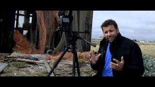 Video review of the Blackmagic cinema camera