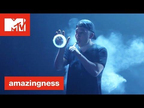 'Taking Vaping to Another Level' Official Sneak Peek | Amazingness w/ Rob Dyrdek | MTV