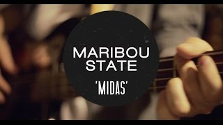 Gambar cover Maribou State - Midas feat. Holly Walker (Last.fm Lightship95 Series)