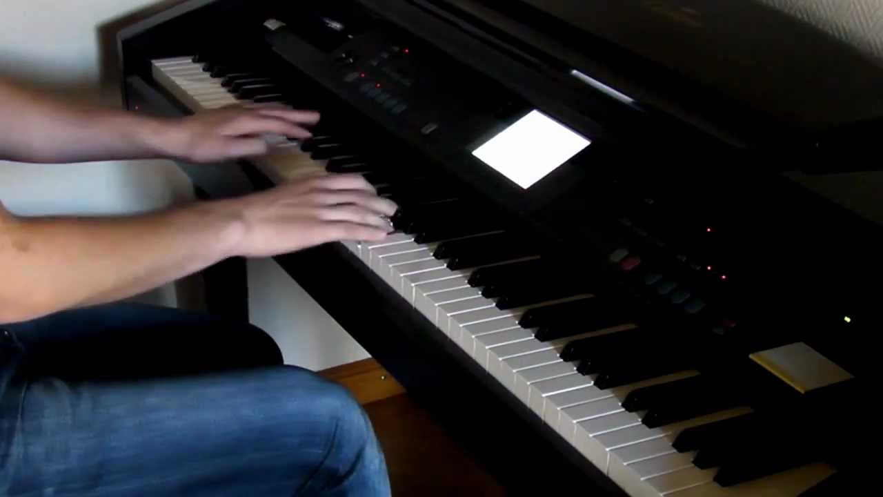 Piano - Disney - Oh What a Merry Christmas Day (Mickey\'s Christmas ...