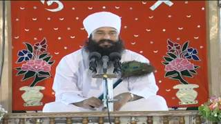 Dera Sacha Sauda - Satsang Kau Jaruri Hai (12.5.2002)
