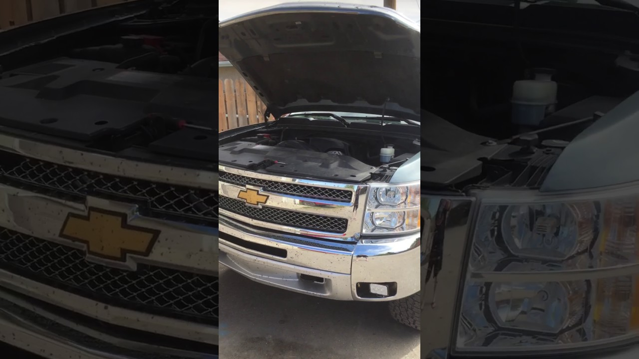 How To Adjust Your 07 13 Chevy Silverado Headlight Up Or Down