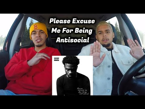 Download Roddy Ricch - Please Excuse Me For Being Antisocial FULL ALBUM REACTION REVIEW Mp4 baru