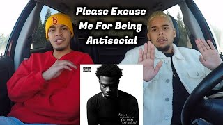 Baixar Roddy Ricch - Please Excuse Me For Being Antisocial (FULL ALBUM) REACTION REVIEW
