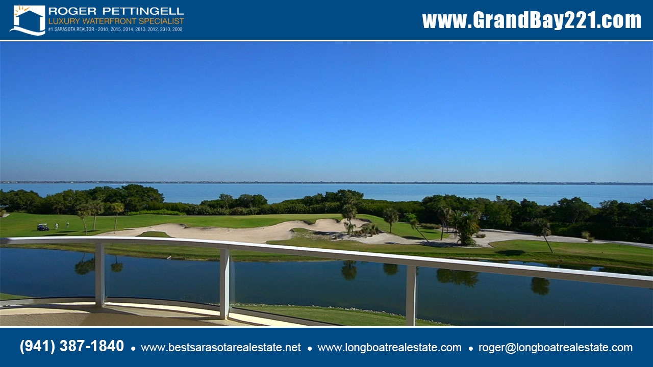Corner Antigua floor plan at Grand Bay on Longboat Key with gourmet ...