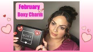 ❤❤ FEBRUARY BOXY CHARM