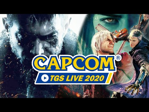 Resident Evil Village and Devil May Cry 5 Special Edition - Capcom TGS 2020 Live