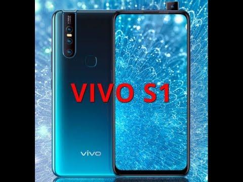 VIVO S1 обзор смартфона с выезжающей камерой