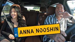 Anna Nooshin - Bij Andy in de auto!