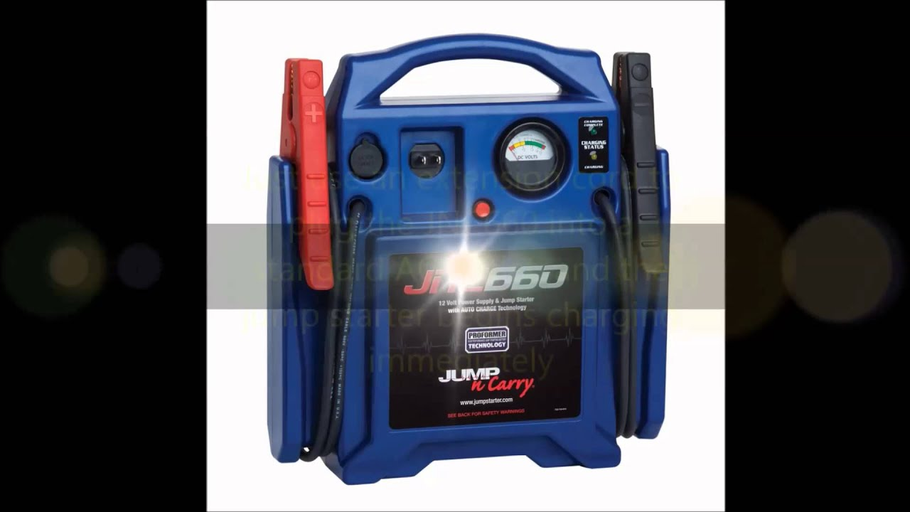 Jump N Carry Jnc660 >> Must Have Clore Jnc660 Jump N Carry 1 700 Peak Amp 12 Volt Jump Starter