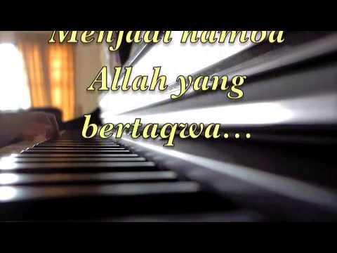 Iman Mutiara ~~Raihan~~ Piano cover~~