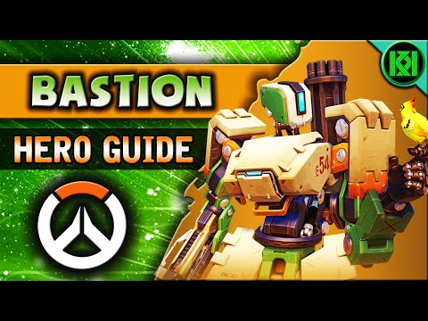 Overwatch: BASTION Guide In-Depth | Hero Abilities + Character Strategy | Bastion Tips & Tricks