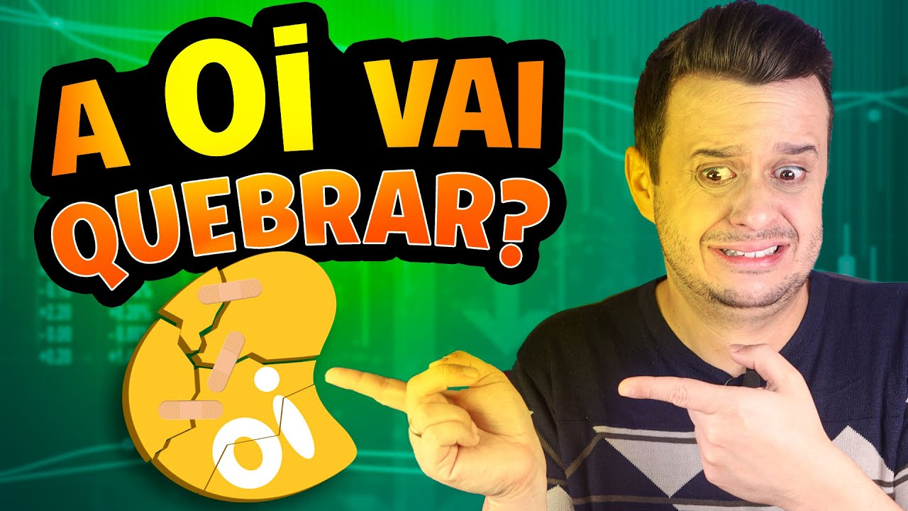 OIBR3 - A OI vai ser a nova MAGAZINE LUIZA (MGLU3) ? Ou vai QUEBRAR de vez?