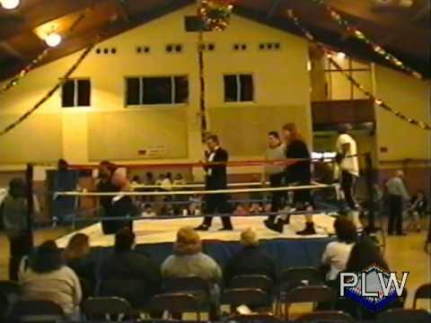 PLW - Gino Martino vs. Universal Soldier