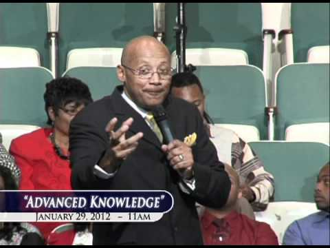 Advanced Knowledge - Pastor Terry Ellison
